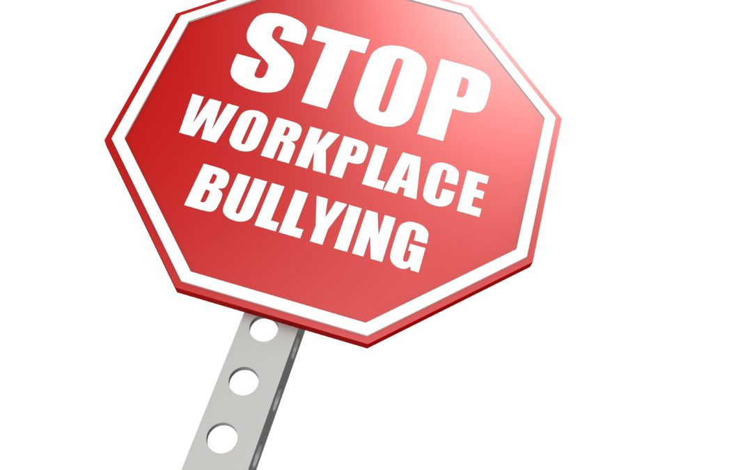 Don't Be Fooled- Workplace Bullying Exists!