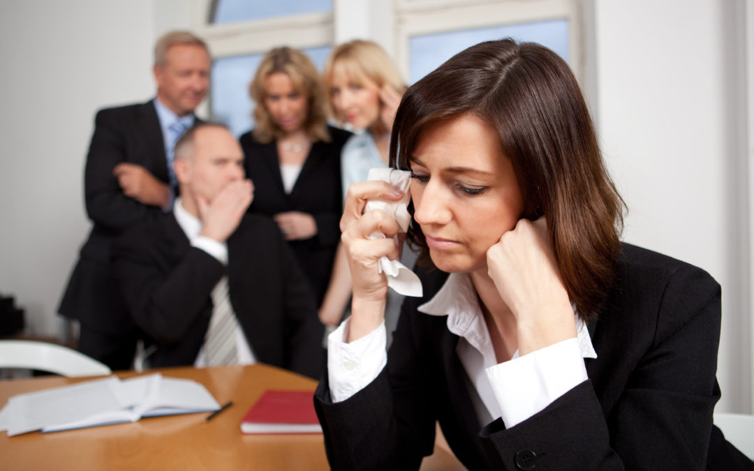 You Can Stop Workplace Bullying!