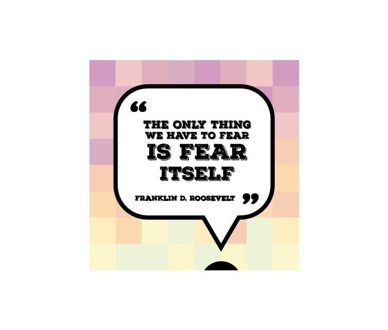 How Can I Conquer My Fear?